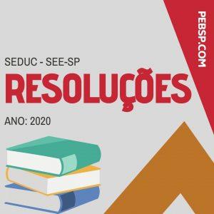 Resolução SE 10/2020